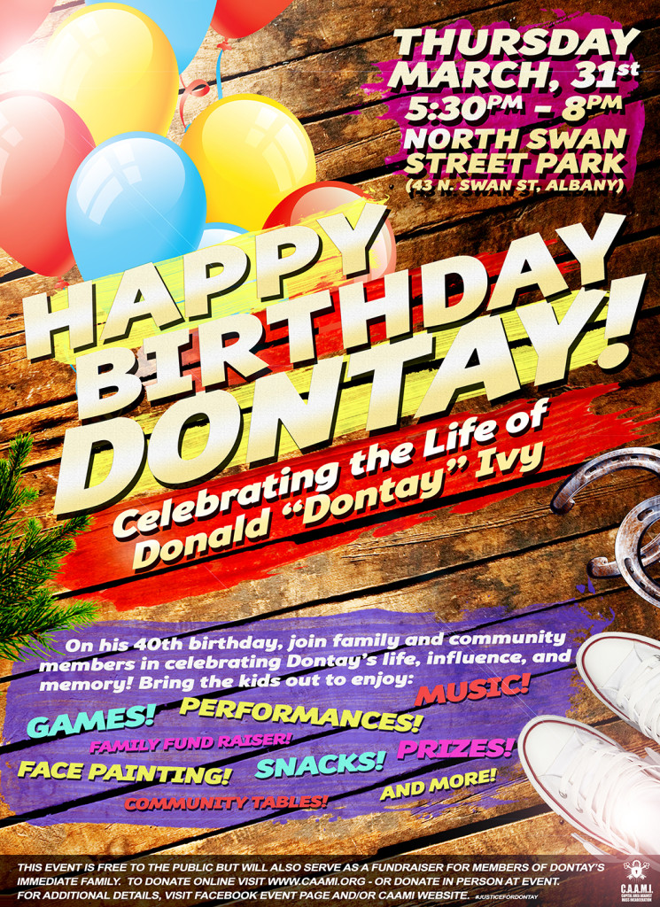 Dontay's Party