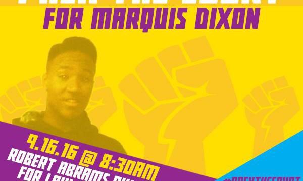CAAMI Amicus Brief on Behalf of Marquis Dixon
