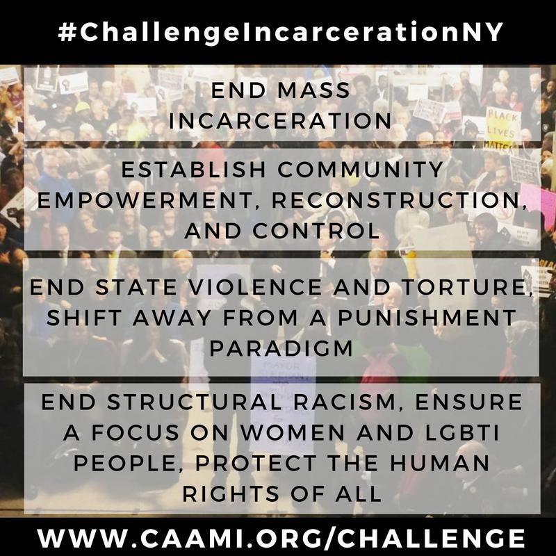 Challenging Incarceration Platform